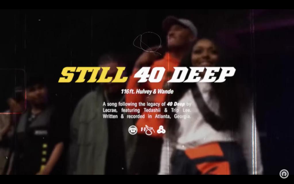Still 40 Deep Cover
