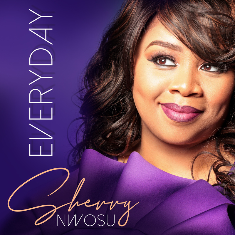 "Cover Art for Single ""Everyday"" by Sherry Nwosu"