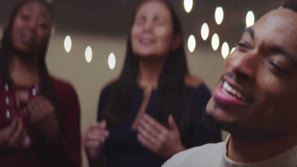 jonathan mcreynolds and the sunday best choir sing grace from the people EP