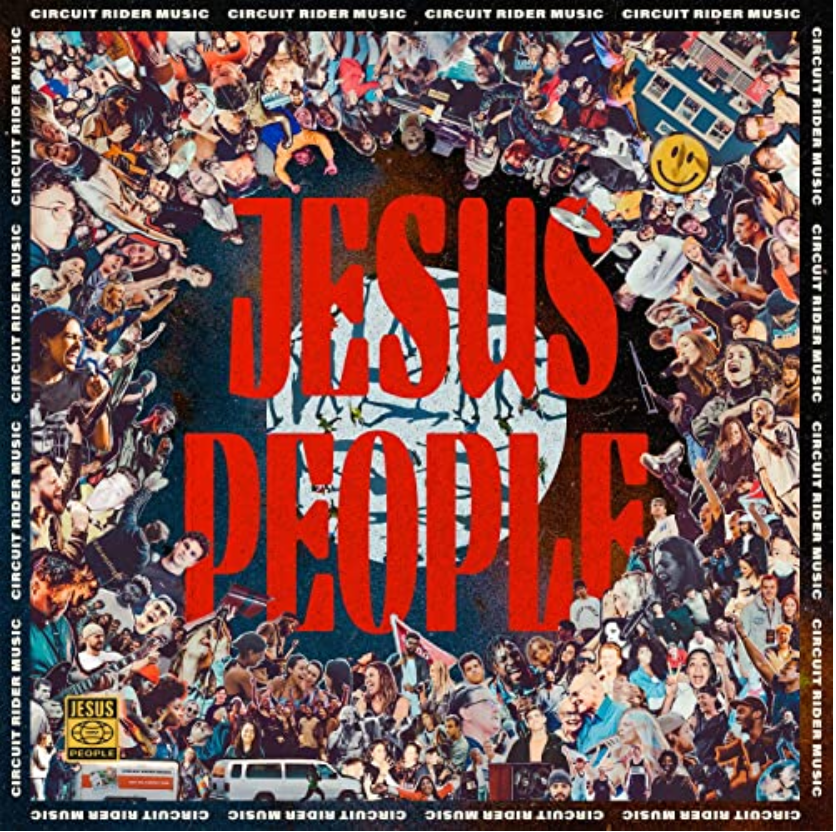 New Music Drops Single Jesus People (Live) from Circuit Rider