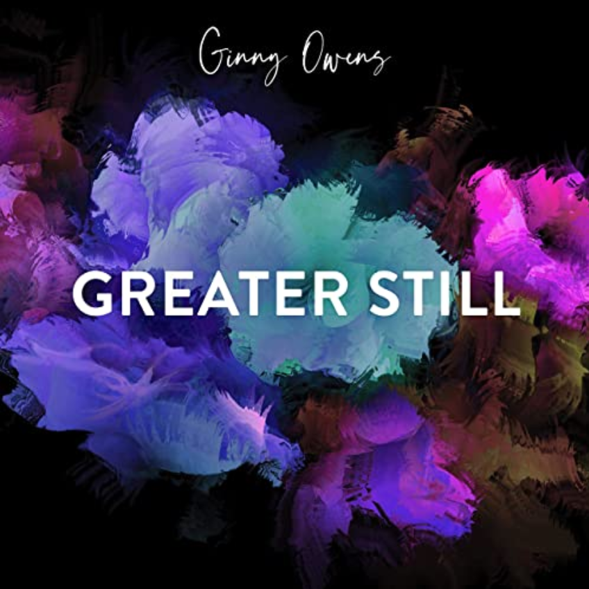 New music release--Ginny Owens's new single, Greater Still