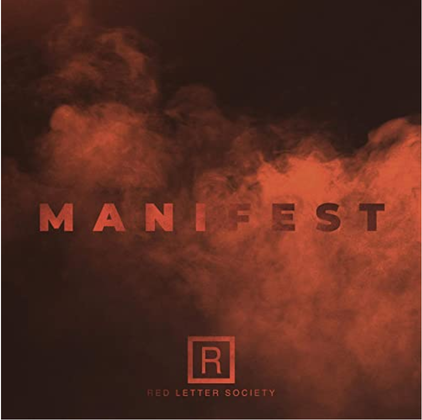 Manifest, new music from Red Letter Society on the Music Link