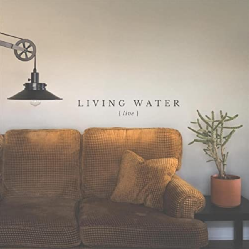 Living Water (Live) from Taylor Pride--new music featured on the Music Link