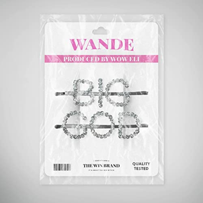 Big God from Wande. New Music To Strengthen Your Christian Walk featured on the Music Link blog