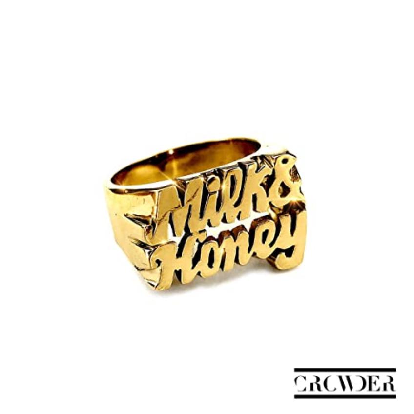 Crowder's new album, Milk & Honey, featured on the Music Link blog