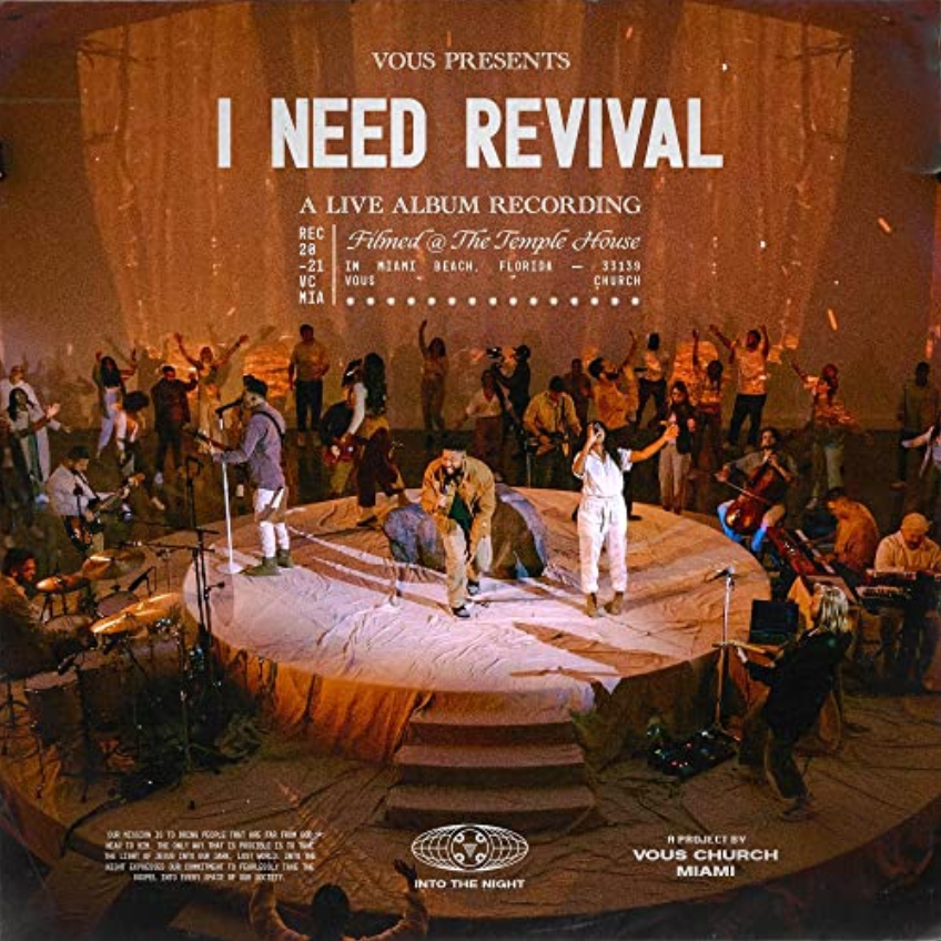 Vous Presents I Need Revival--Music To Elevate Your Weekend on the Music Link