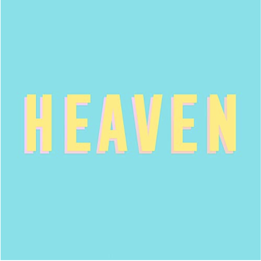 Heaven, new single from James Simms